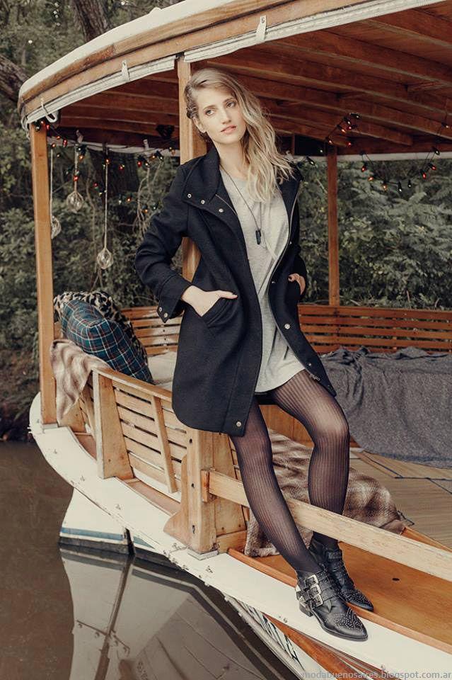 Try Me otoño invierno 2015. Moda otoño invierno 2015 camperas.