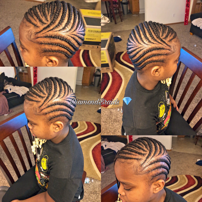 Small lemonade braids follow @_diamondbraids