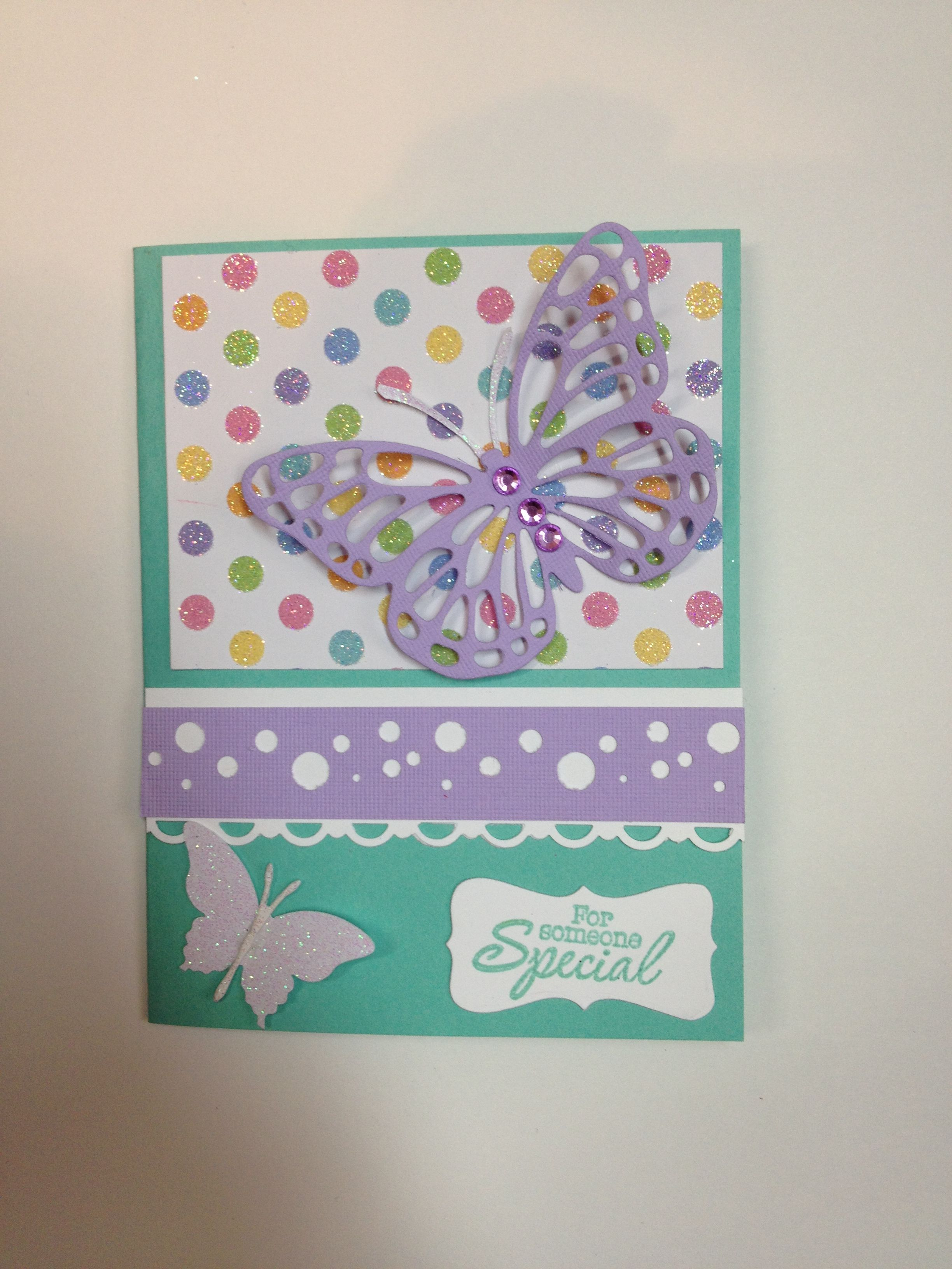 Stampin Up Butterfly Basics Stamp Set