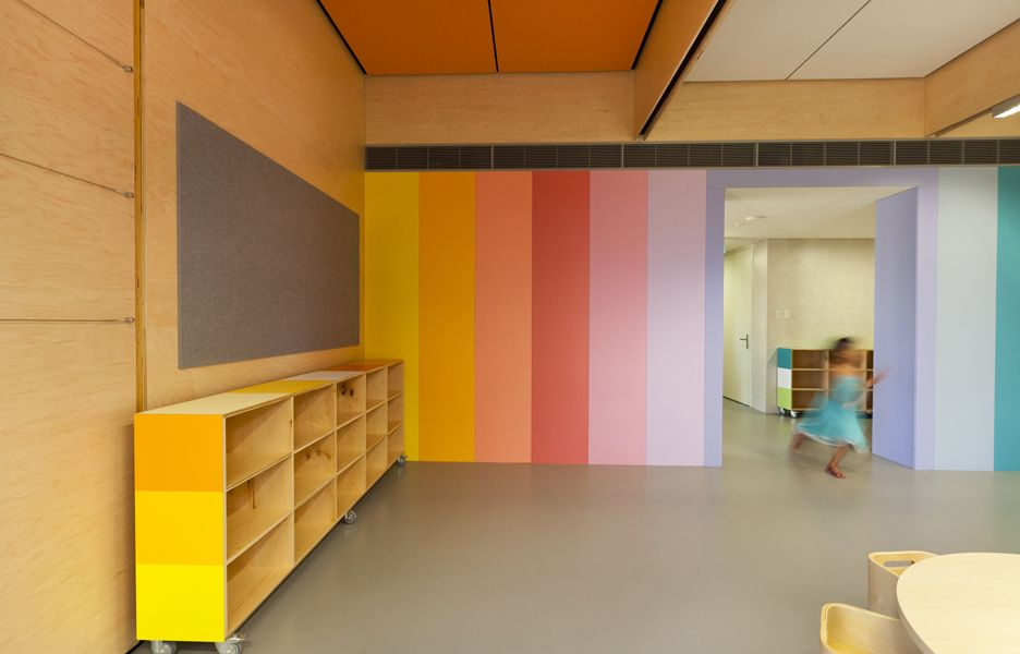 John Septimus Roe Anglican Community School by Brooking Design Practice