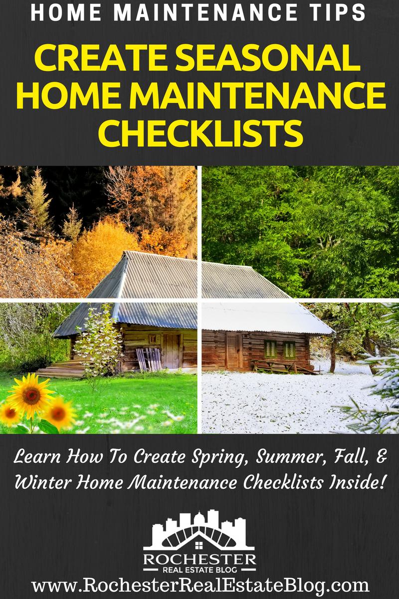 Photo of So erstellen Sie eine Checkliste für die ordnungsgemäße Wartung Ihres Hauses