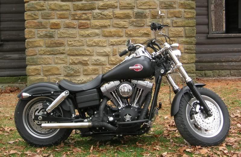 New Chrome 21 Wheel Front Fender Harley Softail Wide Glide Chopper Bobber