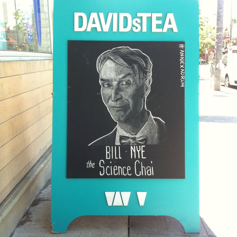 Bill Nye the Science Chai. Oolong tea, Loose leaf tea