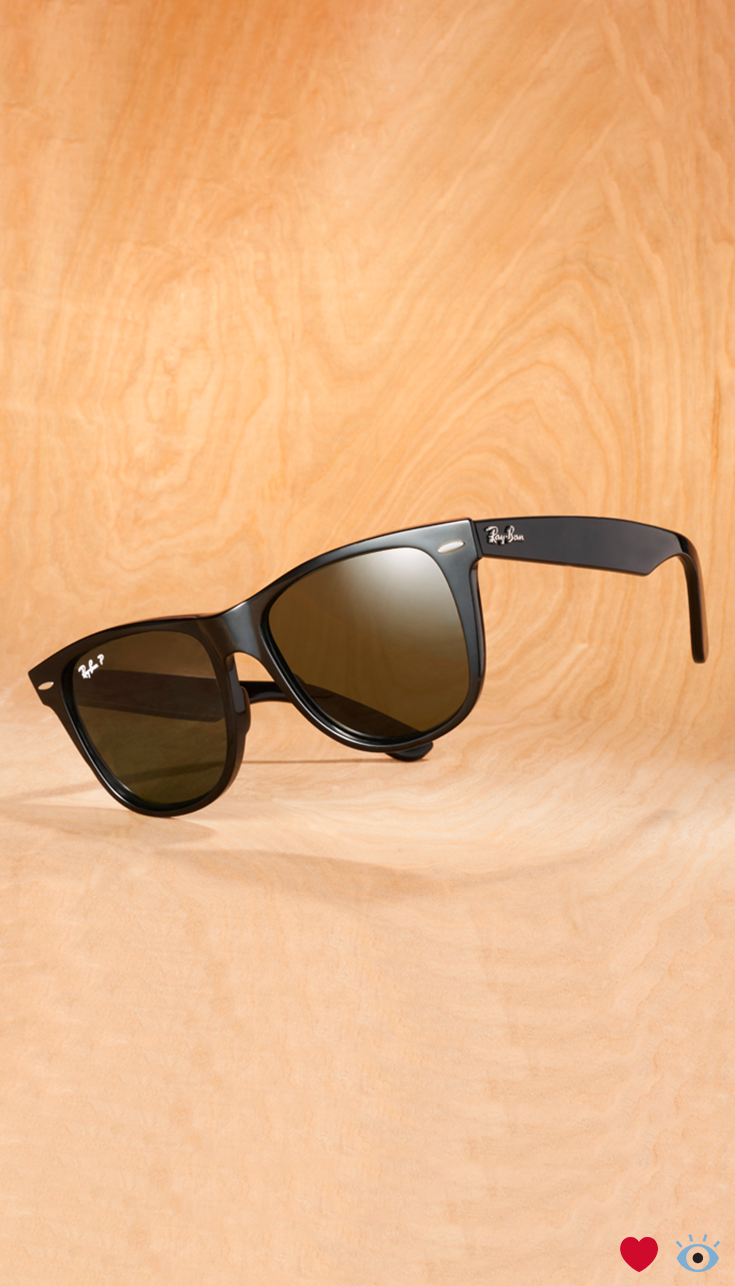 5785e62477 The Ray-Ban Original Wayfarer is one of the best-loved Icon styles. These  sunglasses are truly timeless.