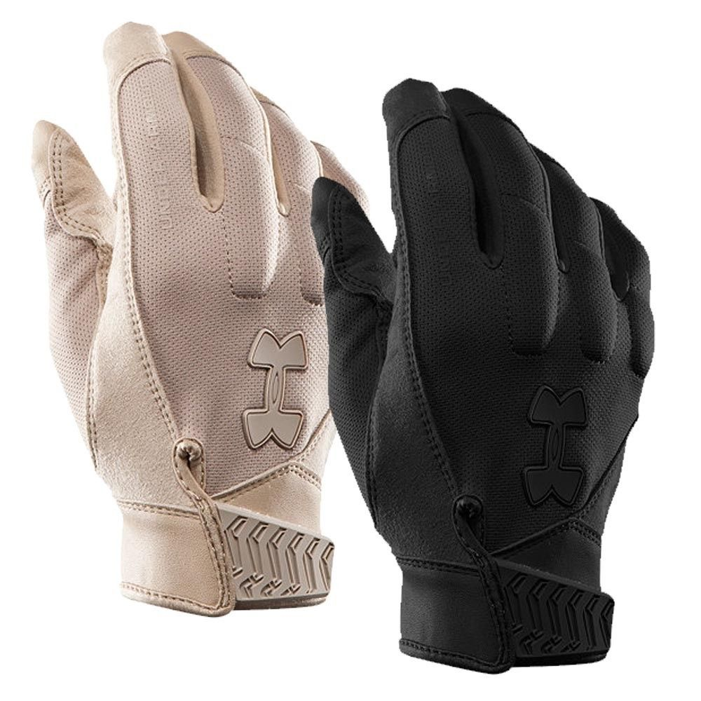 Leather work gloves ebay - Details About Under Armour Men S Tactical Winter Blackout Gloves