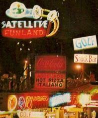 Daytona Beach Boardwalk Daytona Beach Boardwalk Neon Signs Daytona Beach