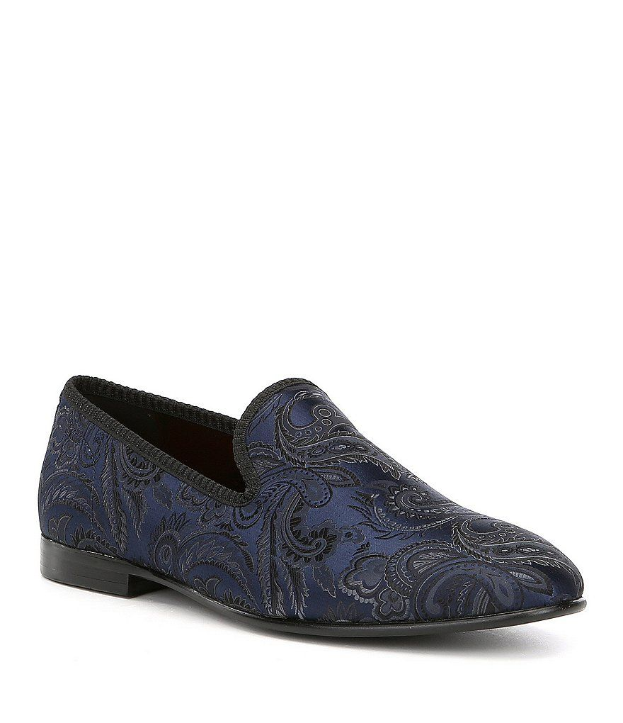 0ff1729cc7c Tallia Men's Enrico Paisley Slip-On Loafers | Shoes for Anthony in ...