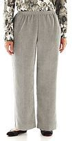 alfred dunner cord pants | plus size corduroy pants-alfred dunner swiss alps pullon pants plus