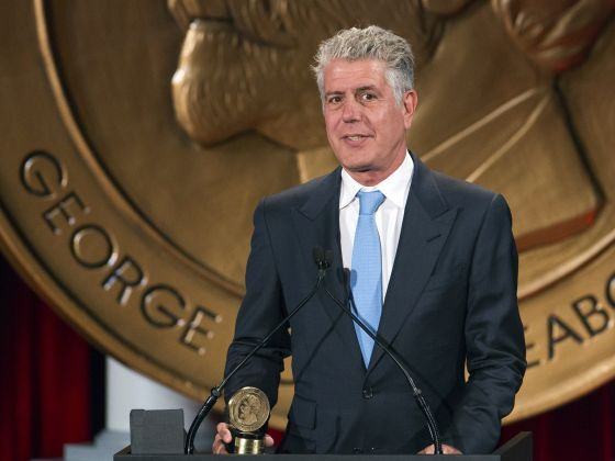 Anthony Bourdain's int'l food market to keep it real - coming to NYC