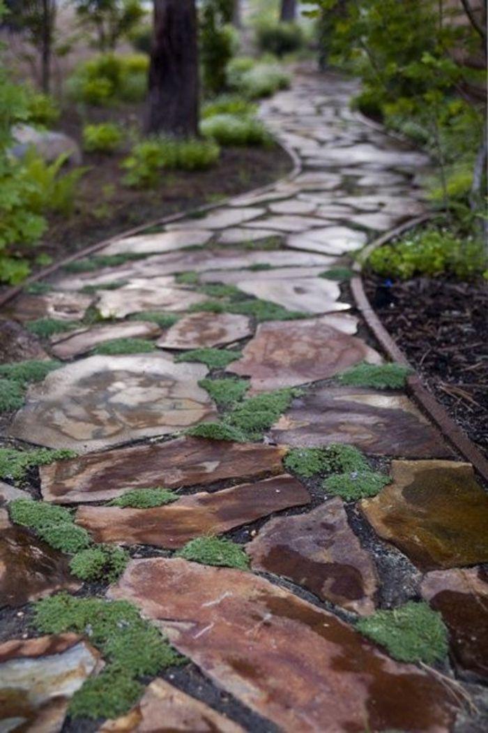 nos propositions en vid os pour faire une all e de jardin jardinage pinterest garden. Black Bedroom Furniture Sets. Home Design Ideas