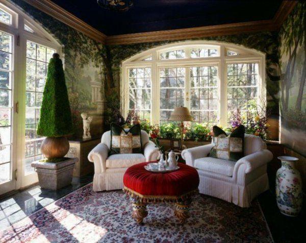 Die ersten Wintergärten sind seit dem römischen Reich bekannt geworden. Wunderschöne Wintergarten Design Ideen sind hier präsentiert
