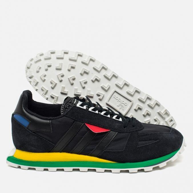 efcc1648c12a Adidas Originals Racing 1 Prototype Vintage Black. Article  S79170.  Release  2016.