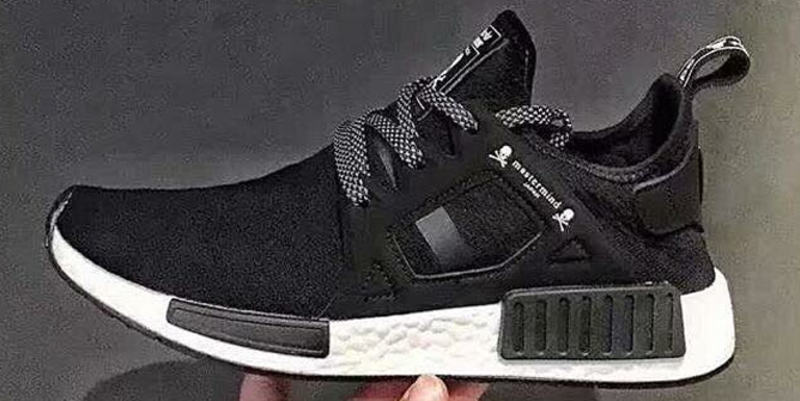 http://SneakersCartel.com Mastermind's Own adidas NMD Coming Soon #sneakers…