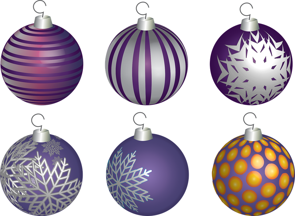 Free Image on Pixabay Christmas, Holiday, Ball, Tree