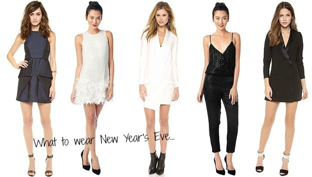 Be sure your look begins at Salon Cuvee 916-452-4600 http://www.stylelist.com/view/what-to-wear-on-new-years-eve/#!slide=2122449