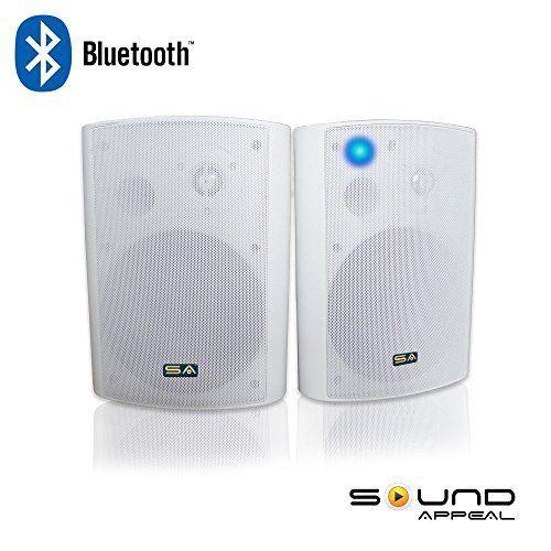 Wireless Outdoor Speakers Bluetooth 6 50 Quot Indoor Outdoor Weatherproof Patio Speaker Wireless Outdoor Speakers Outdoor Bluetooth Speakers Outdoor Speakers