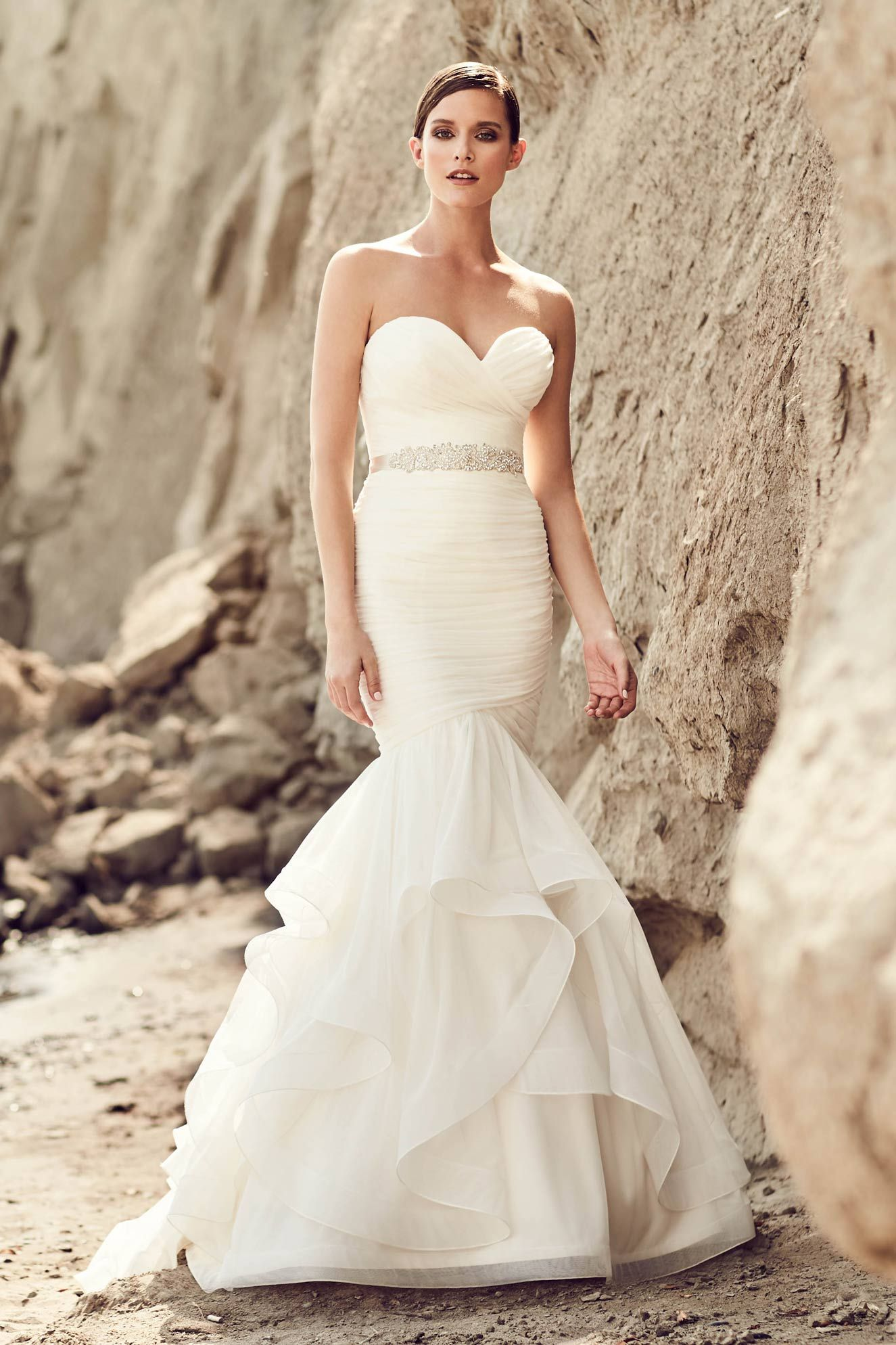 Mikaella Bridal wedding dress