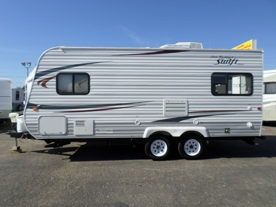 2012 Jayco Jay Flight Rvs Motorhomes Trailers And Campers Rv