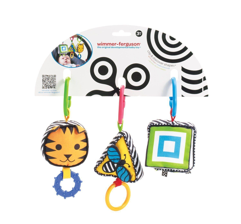 Baby toys car  Car Seat u Stroller Clip on Toys  Baby boy  Pinterest  Car seats