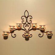 Tealight Wall Sconce Walmart Com Bathroom Arabic Décor