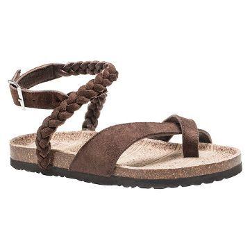 Women's MUK LUKS® Estelle Footbed Sandals