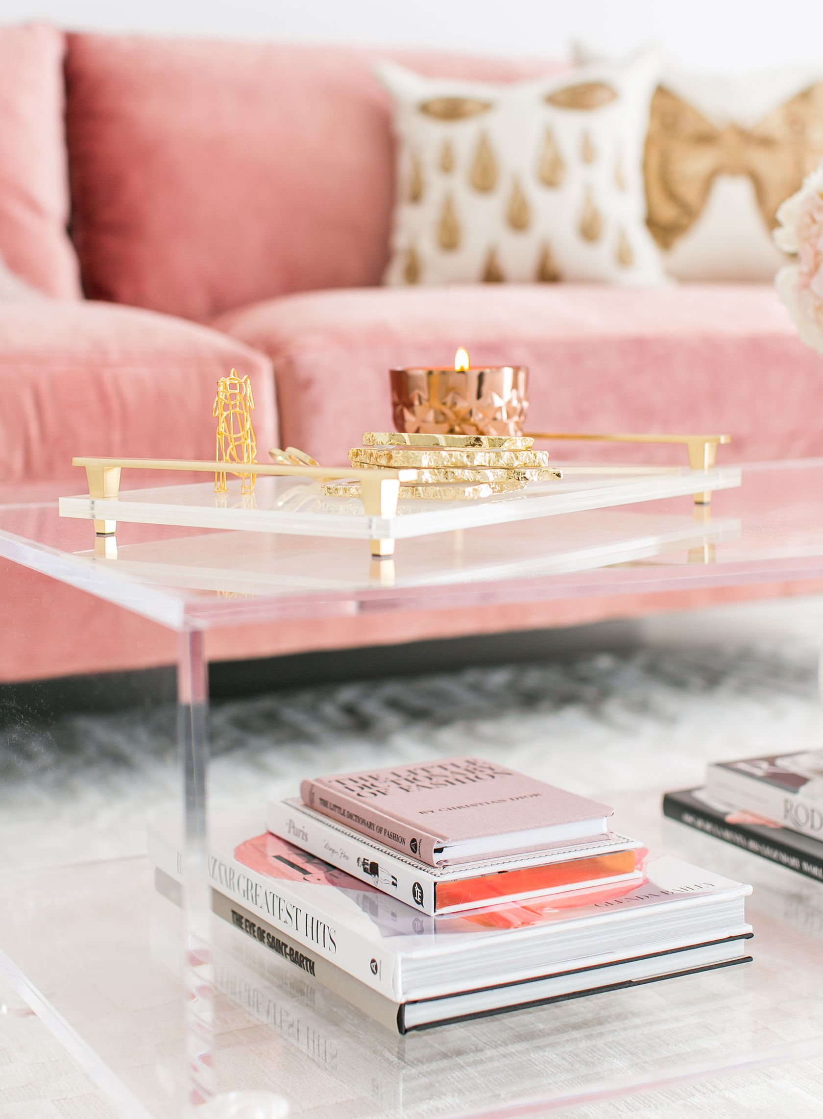 ne Style shows how to style a coffee table home decor homedecor