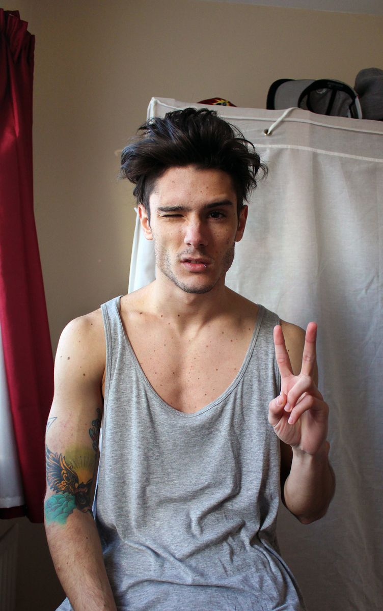 Mens Long Hairstyles Tumblr hairstyle ideas