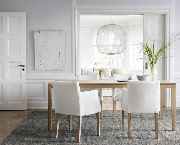 Unika Edge matbord. Skandinaviska designmöbler från Englesson. #matgrupp BZ-28