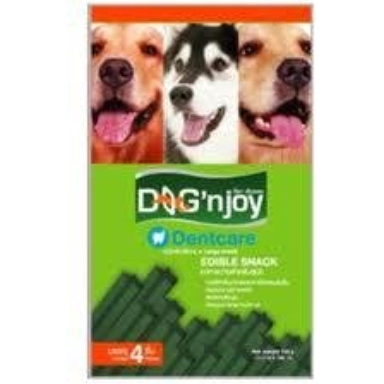Dog N Joy Dent Care Large Breed Edible Snack 100g To Check This