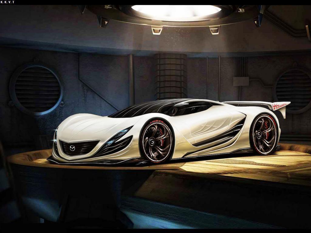 Mazda Furai Concept Super Cars Mazda Cars
