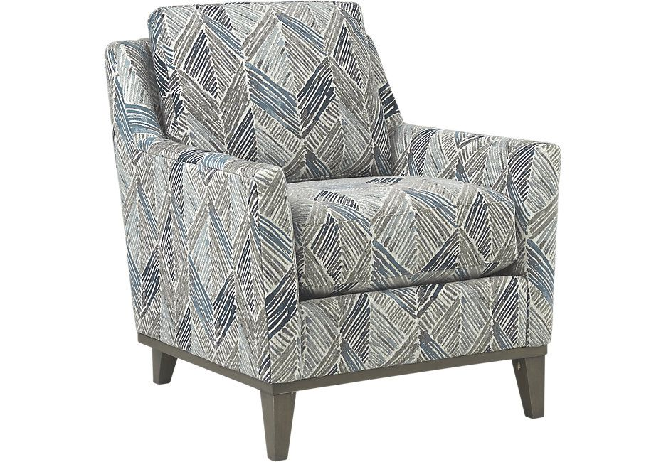 Astonishing Arrow Winter Accent Chair In 2019 New Home Blue Accent Theyellowbook Wood Chair Design Ideas Theyellowbookinfo
