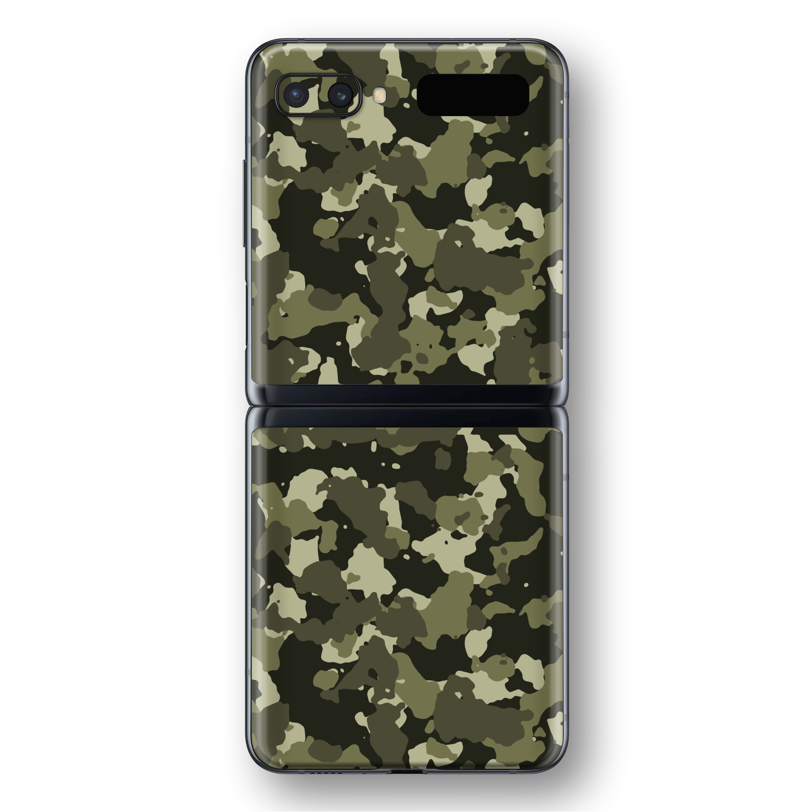 Samsung Galaxy Z Flip SIGNATURE JUNGLE Camo Skin