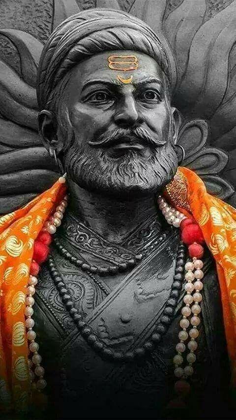 Chatrapati Shivaji Maharaj  The great Indian warriors  Shivaji maharaj wallpapers, Shivaji