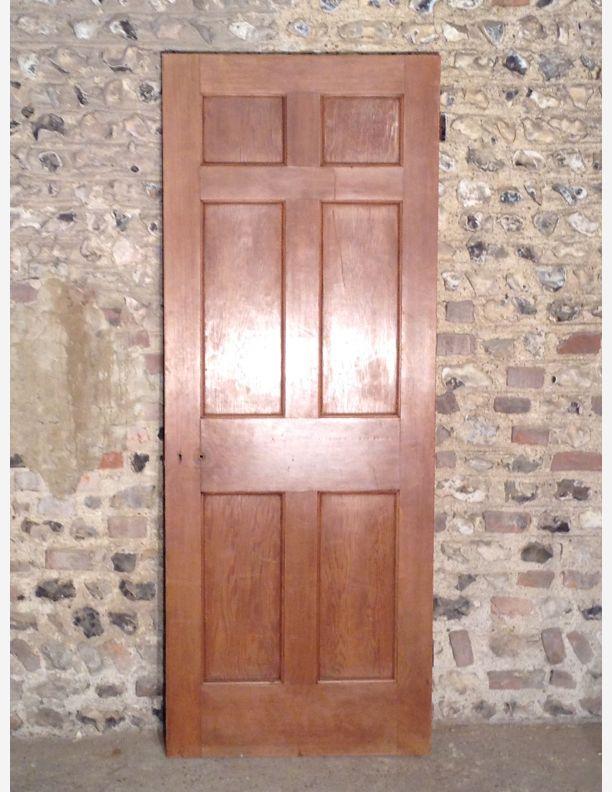 435 Georgian Style 6 Panel Internal Door Historic Doors In 2018