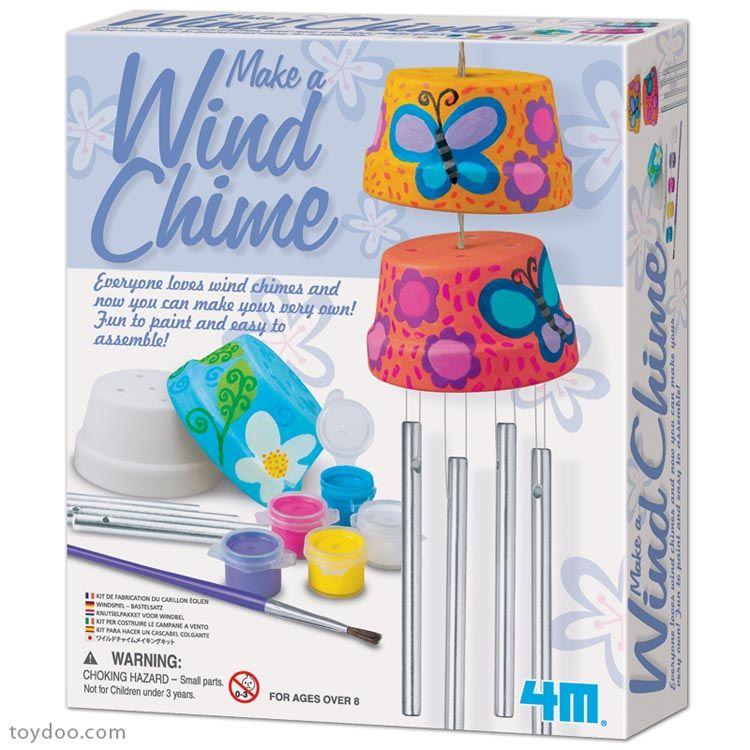 diy wind chimes kit