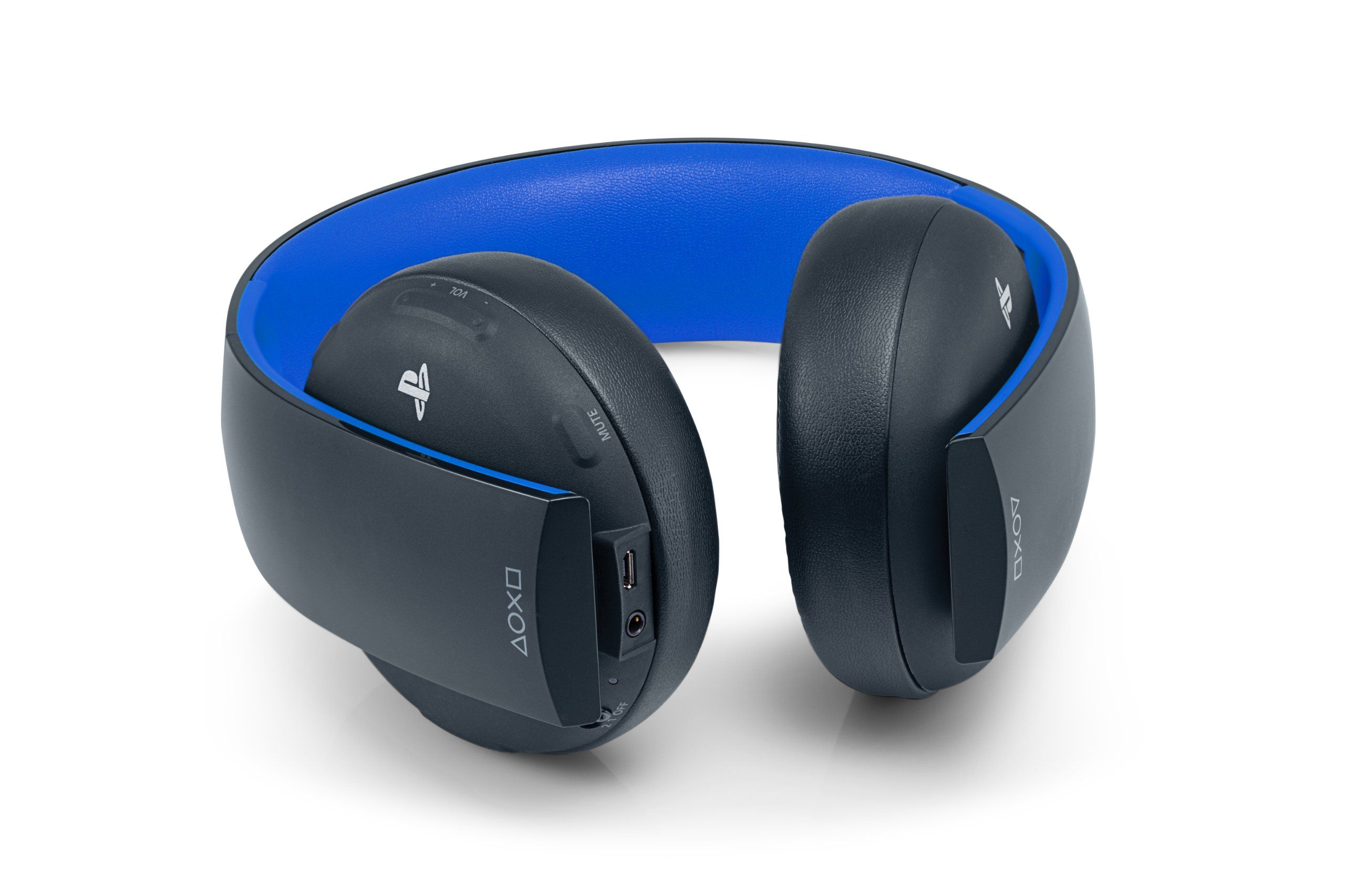 Playstation Gold Wireless Stereo Headset Jet Black Old Model Want Additional Info Click On T Playstation Gold Wireless Gaming Headset Best Gaming Headset