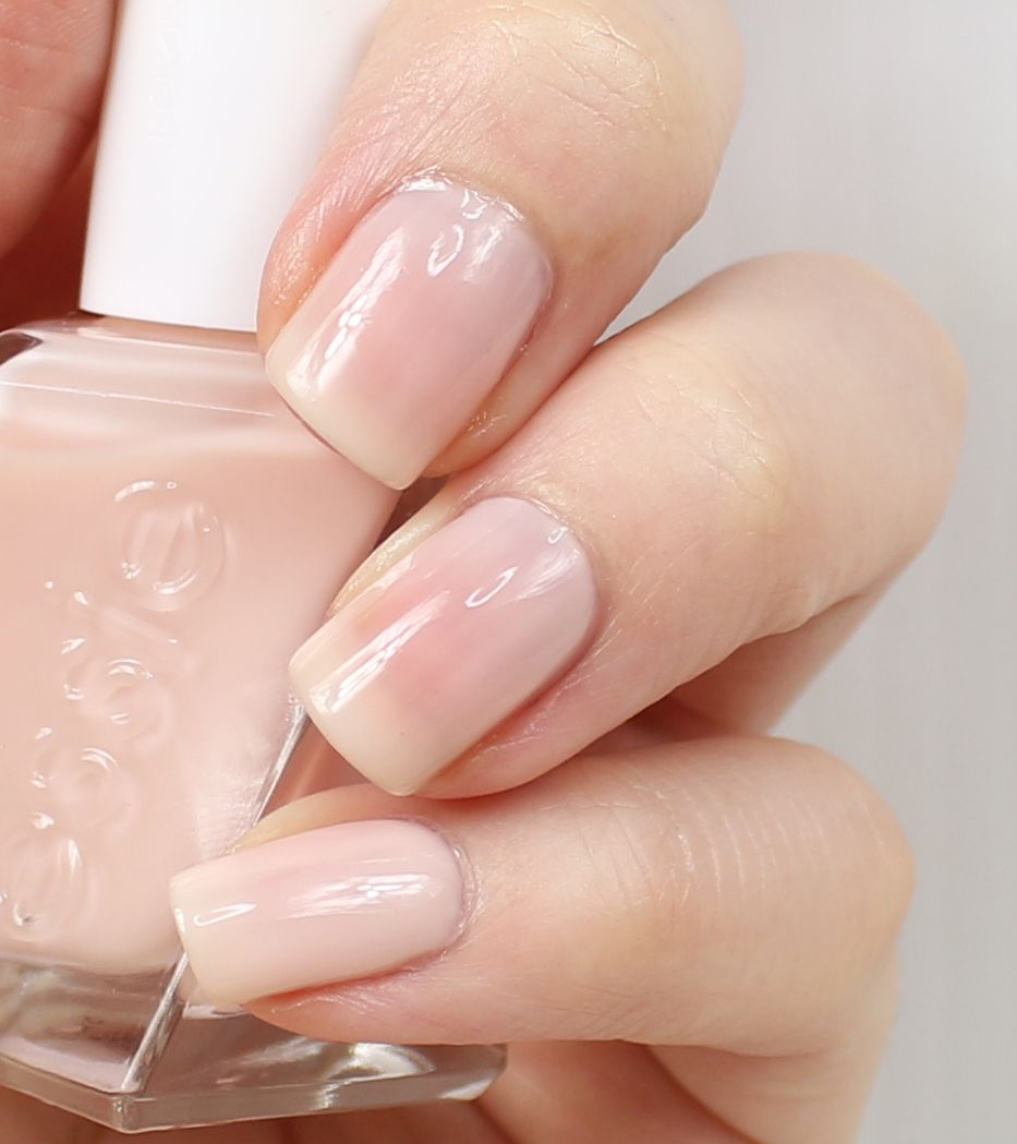 Essie gel couture Fairy Tailor | esmaltes | Pinterest | Esmalte