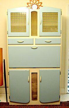 1950 S Larder Unit Kitchen Cupboardsvintage