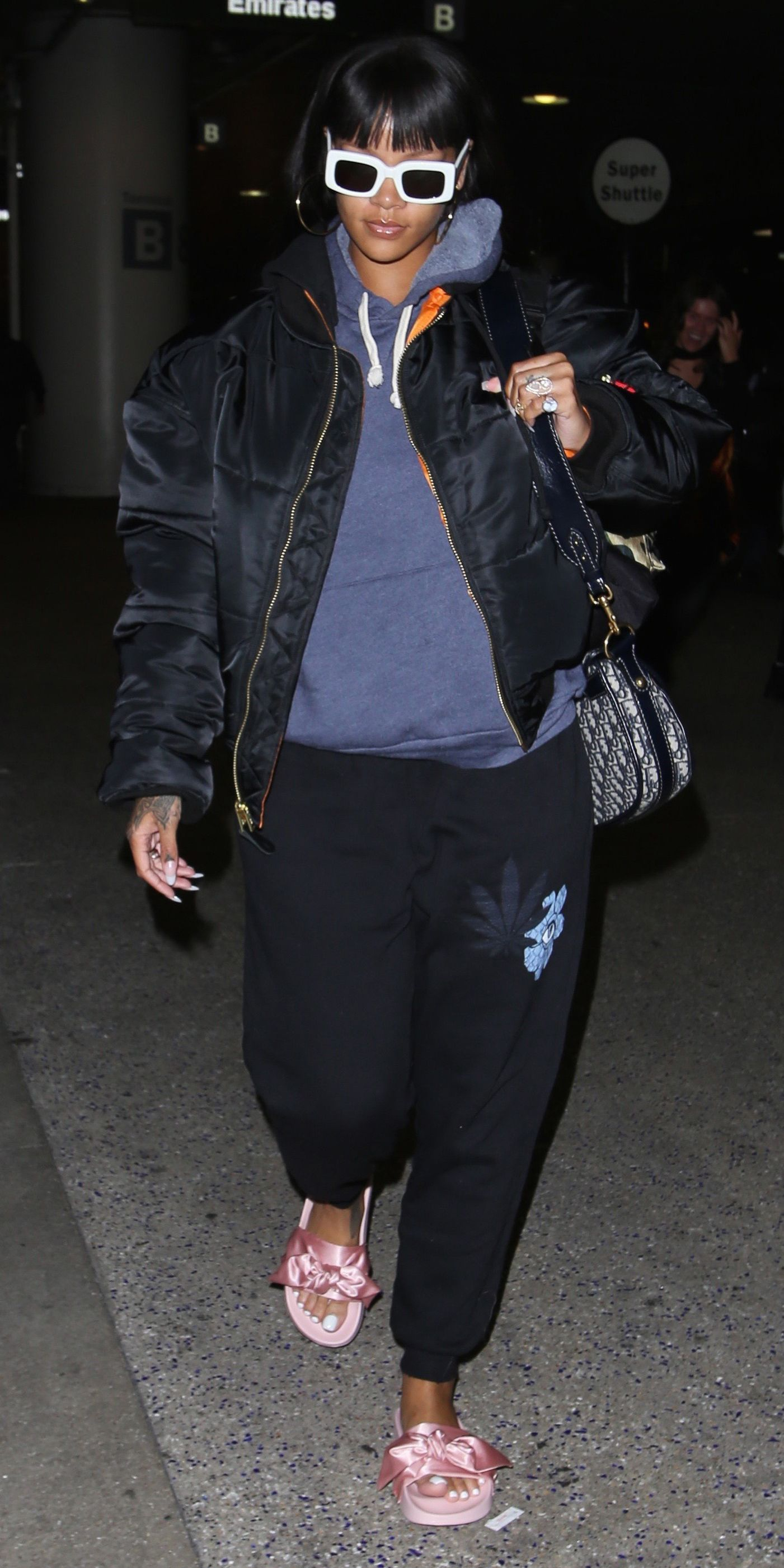 b32bfd5dfa Rihanna s Best Street Style Looks - April 19
