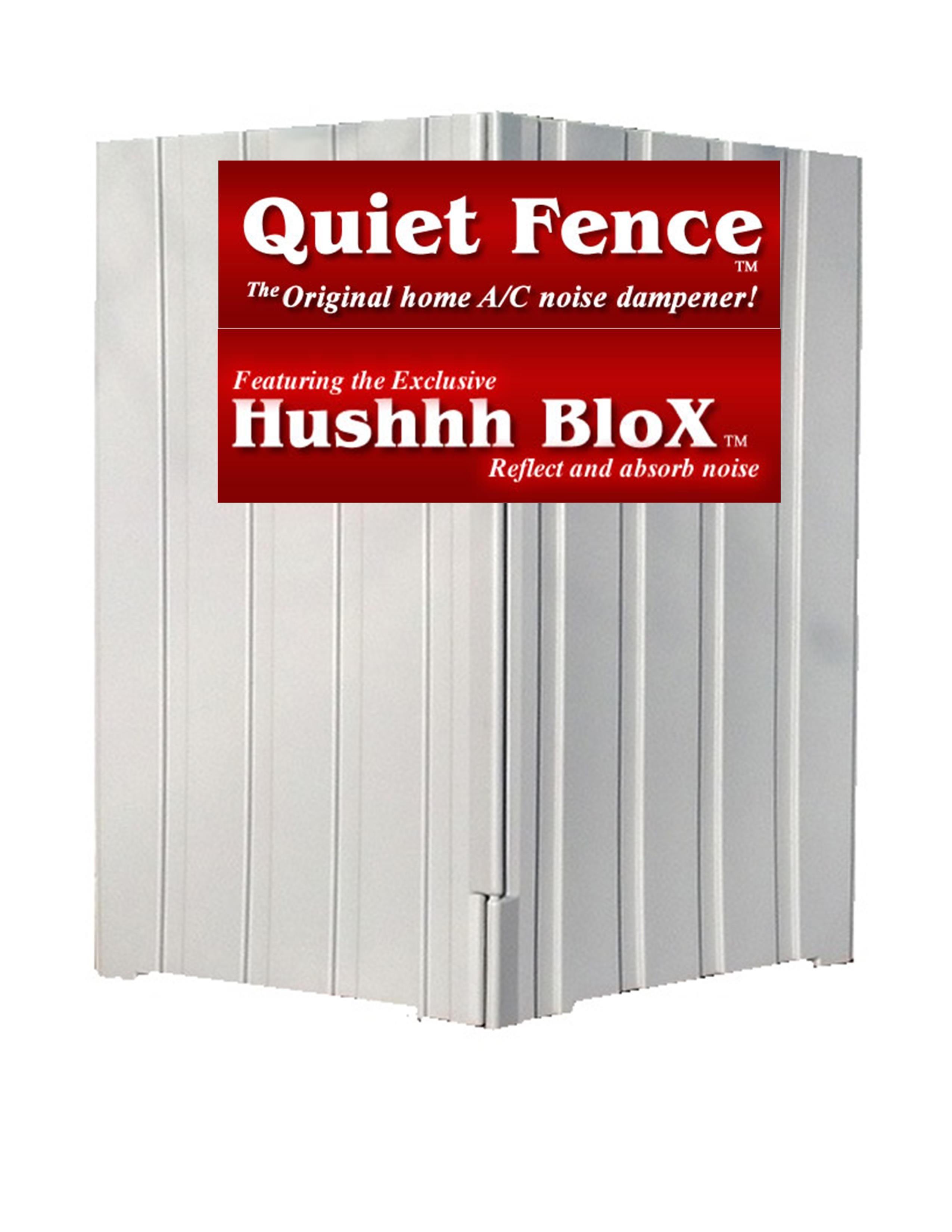 A/C / Pool Pump/ Pool Heater noise Dampener! One Quiet