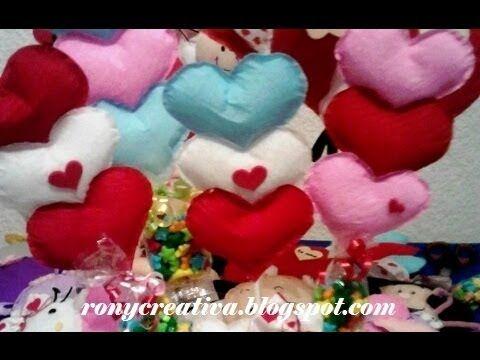 Diy Como Hacer Corazones De Papel Crepe Paper Heart Diy Videos De