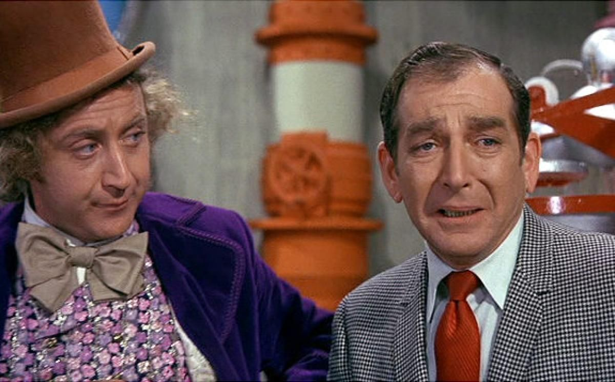 Willy Wonka and the Chocolate Factory: Where are they now? - slide ...