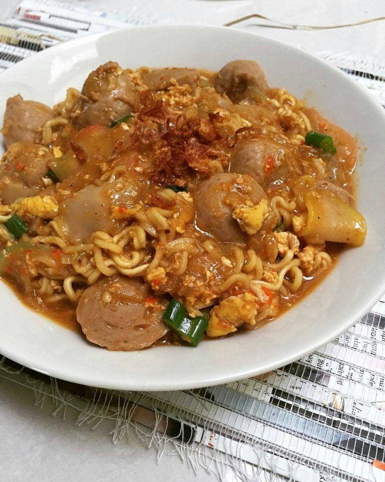 6 Aneka Resep Seblak Kuah Dan Kering Khas Bandung Yang Enak Dan Mudah Dibuat Resep Ayam Resep Makanan Pedas