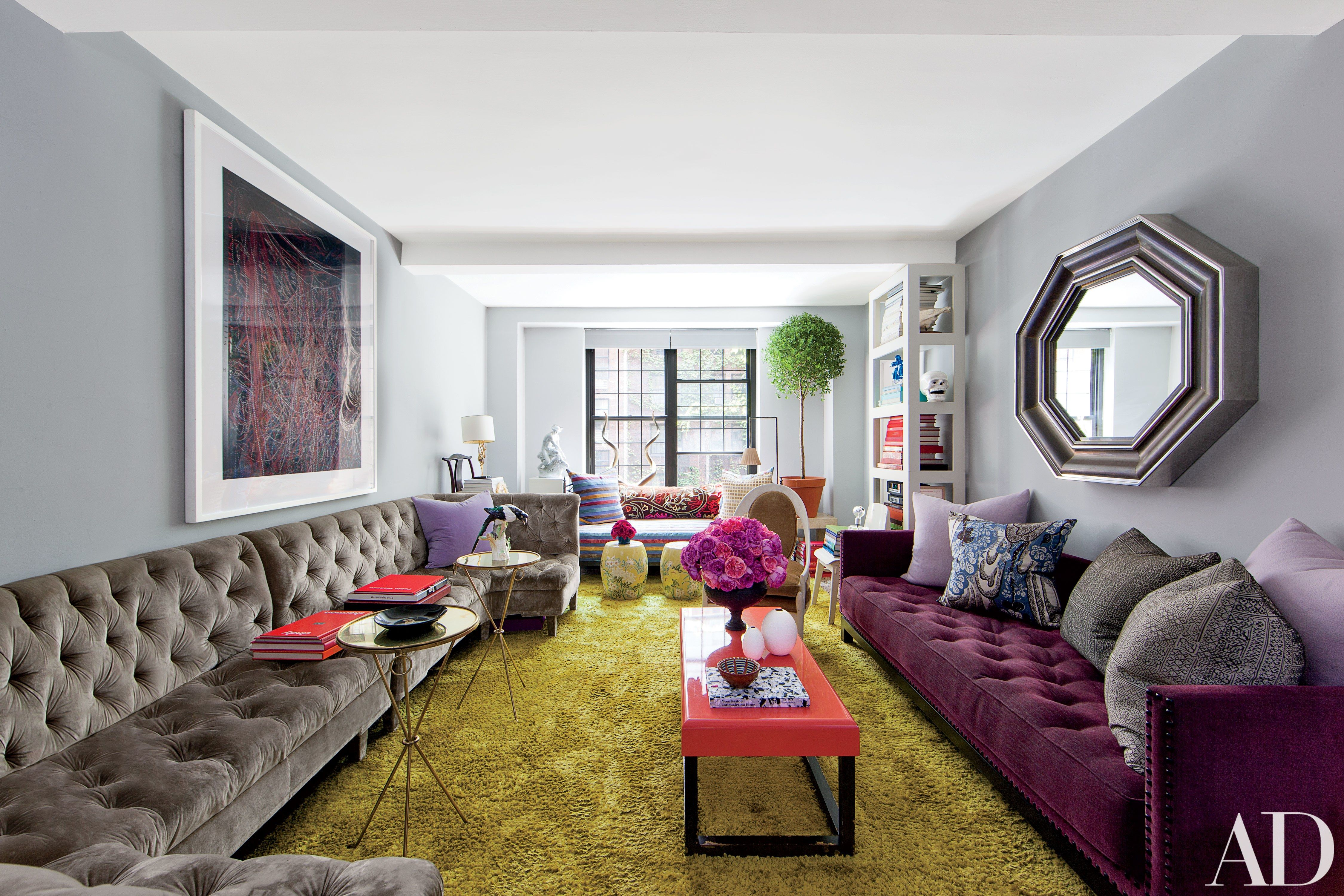 Style Editor Carlos Motas New York Apartment Is Perfect For Entertaining Photos