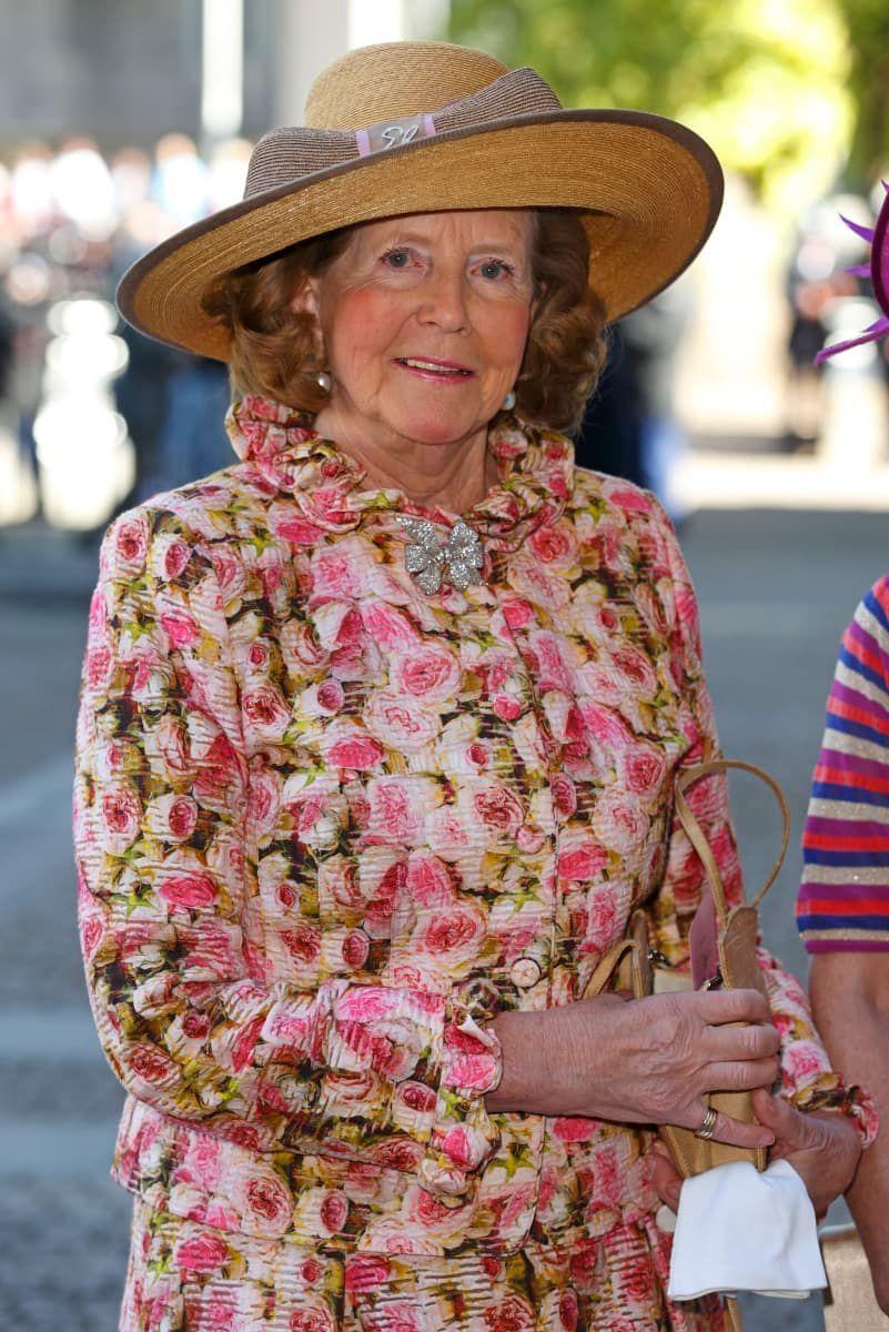 Lady Anne Glenconner in 2020 Princess margaret, Lady
