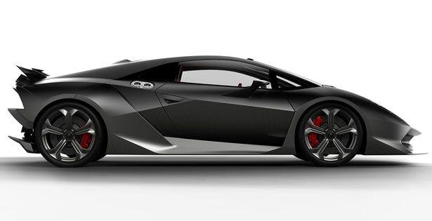 Lamborghini Sesto Elemento Redefines The Meaning Of Futuristic Sports Car |  Tuvie