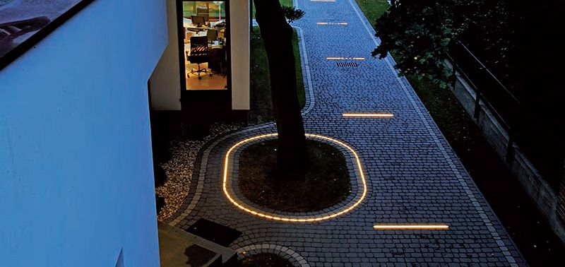 Haus außenbeleuchtung Led - Google-Suche | Beleuchtung | Pinterest ...