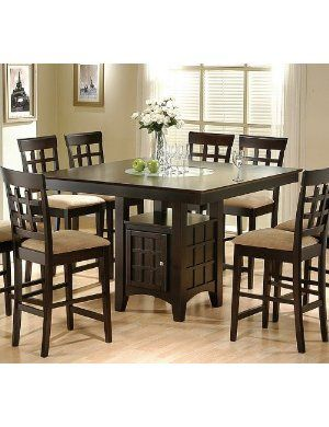 Dining Room Set Dining Table With Storage Square Dining Tables