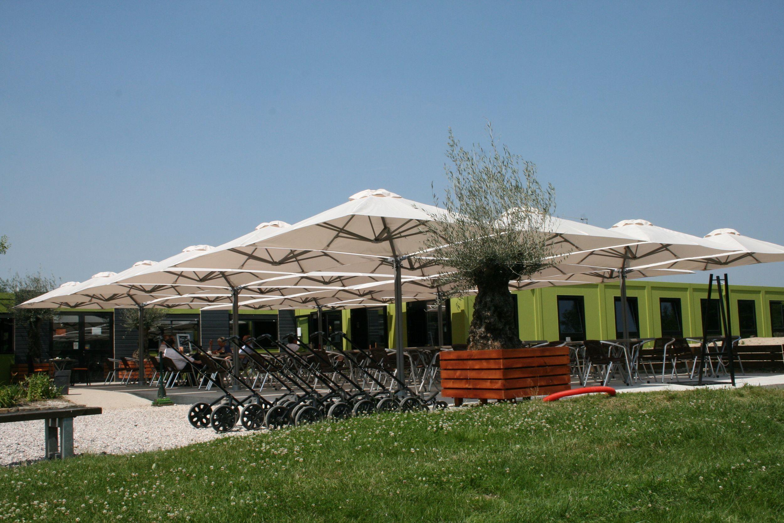 prostor parasol pergola en windscherm alles voor uw terras