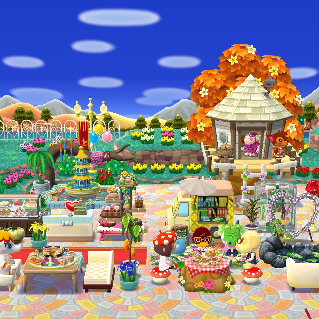 Animal Crossing, Happy Home